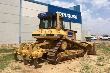 CATERPILLAR D6M XL